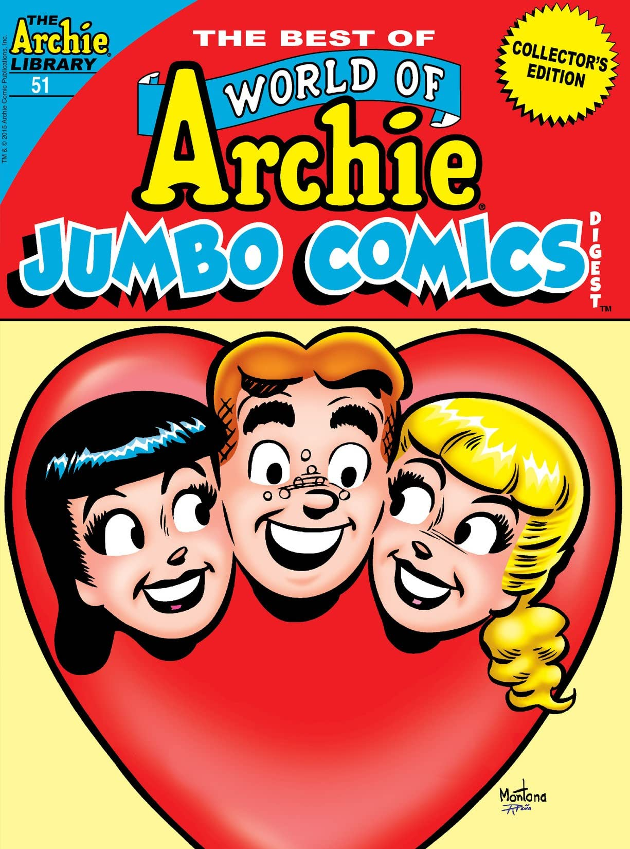 World of Archie Comics Double Digest #51