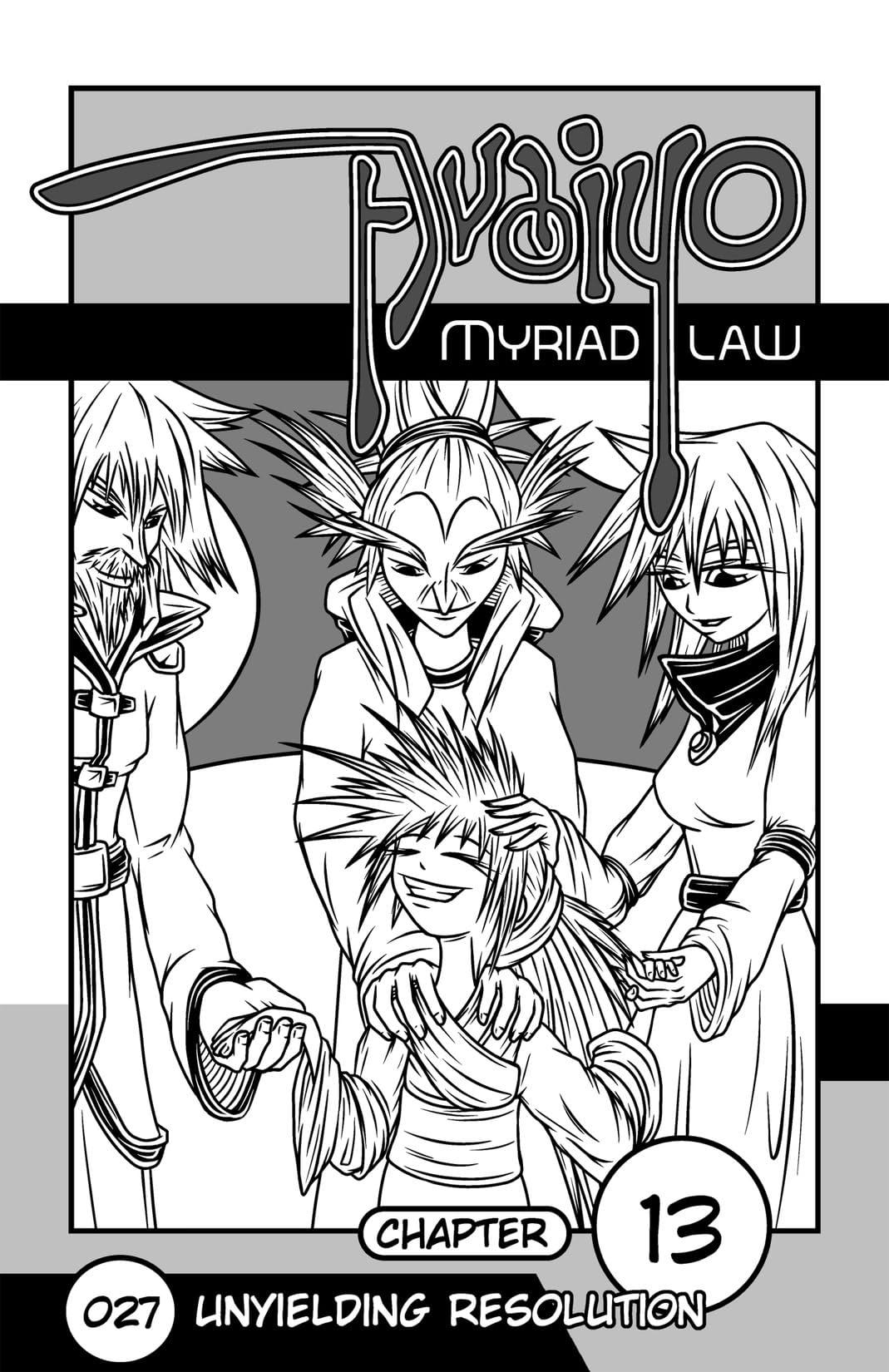 Avaiyo: Myriad Law #027
