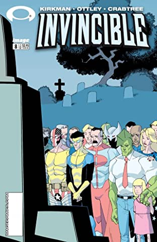 Invincible No.8