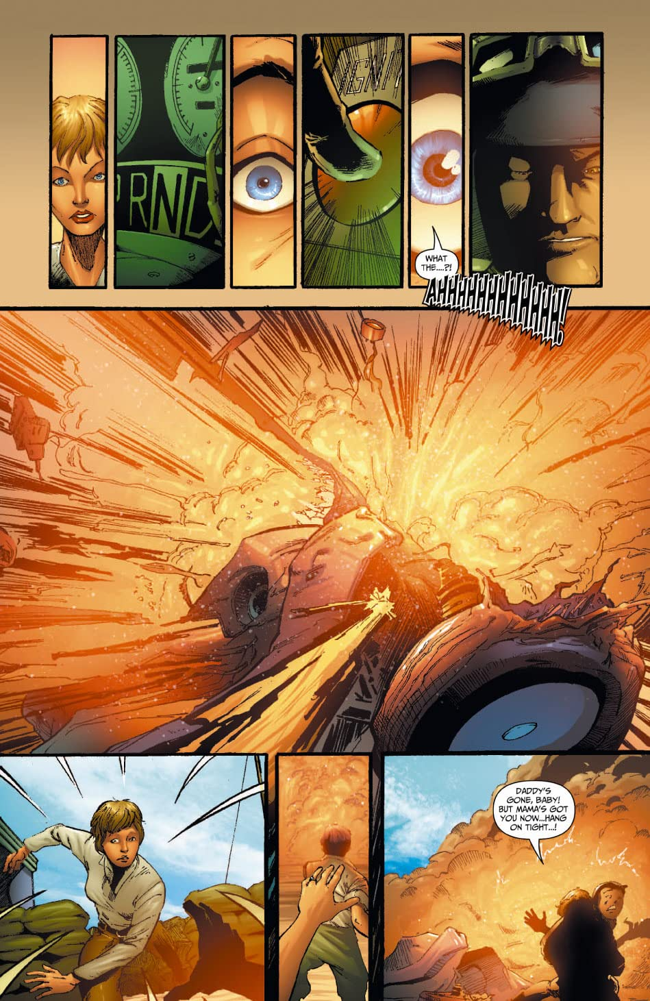 Buckaroo Banzai: Origins #1