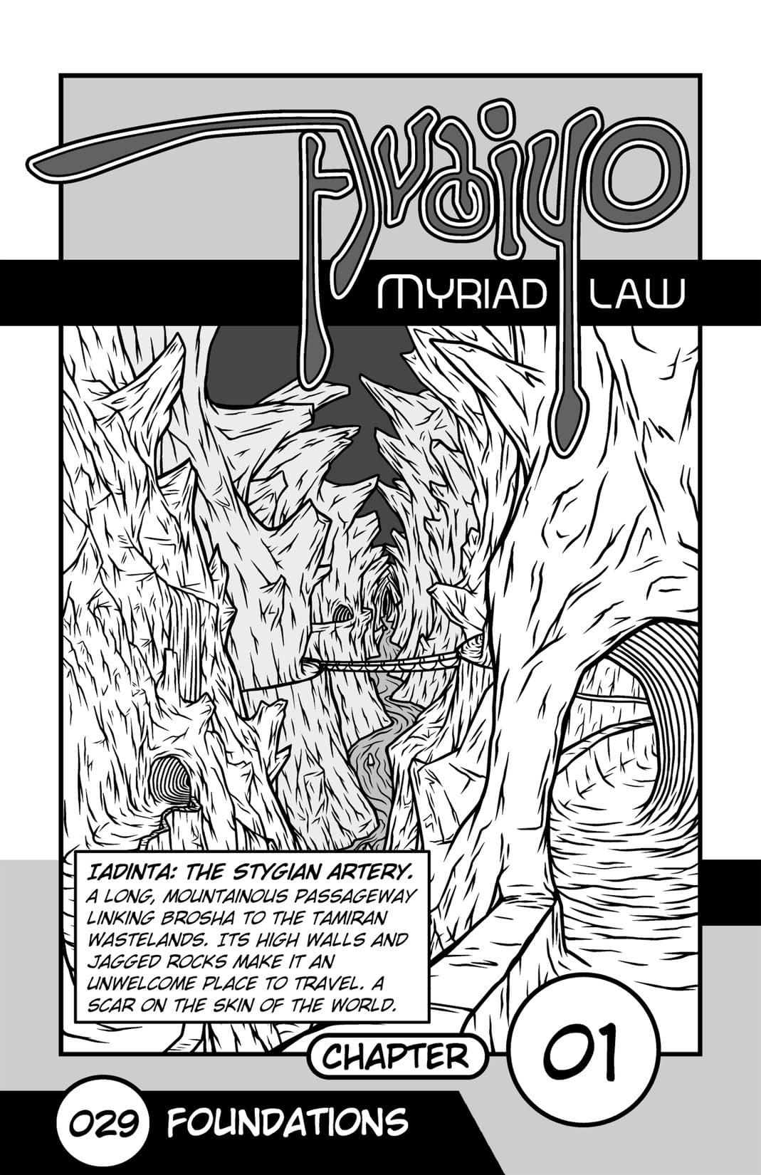 Avaiyo: Myriad Law #029