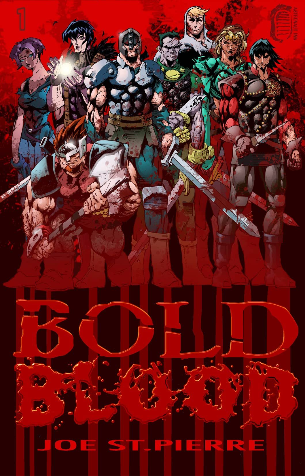 Bold Blood #1