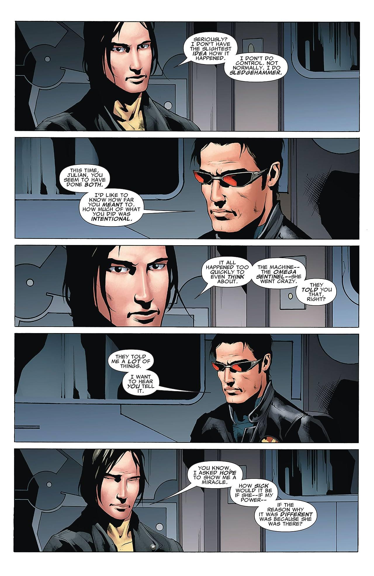 X-Men: Legacy (2008-2012) #243