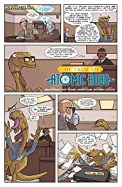 The Trial of Atomic Robo