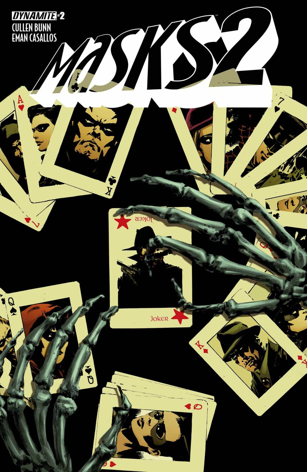 Masks 2 #2 (of 8): Digital Exclusive Edition