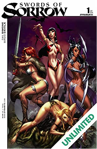 Swords of Sorrow #1 (of 6): Digital Exclusive Edition