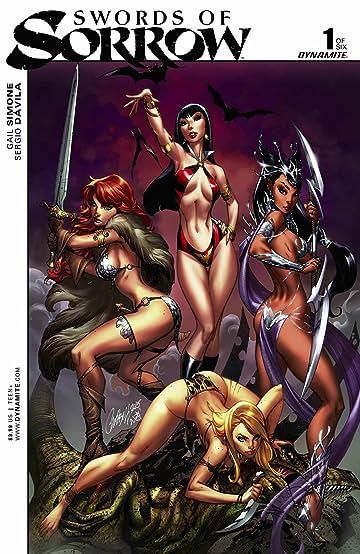 Swords of Sorrow No.1 (sur 6): Digital Exclusive Edition