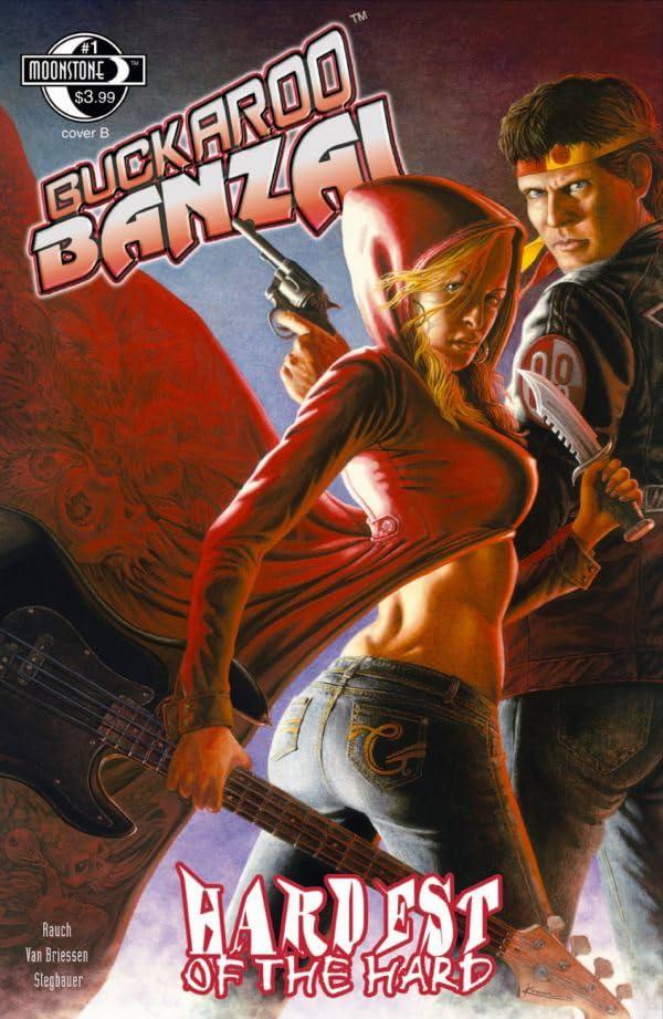 Buckaroo Banzai: Hardest of the Hard #1 (of 2)