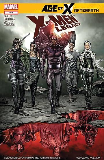 X-Men: Legacy (2008-2012) #248