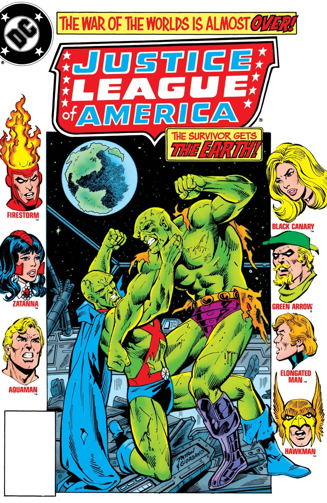 Justice League of America (1960-1987) #230