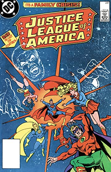Justice League of America (1960-1987) #231