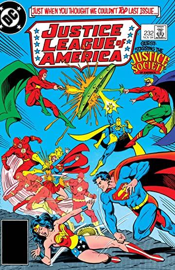 Justice League of America (1960-1987) #232
