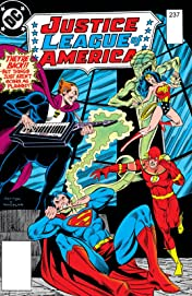 Justice League of America (1960-1987) #237