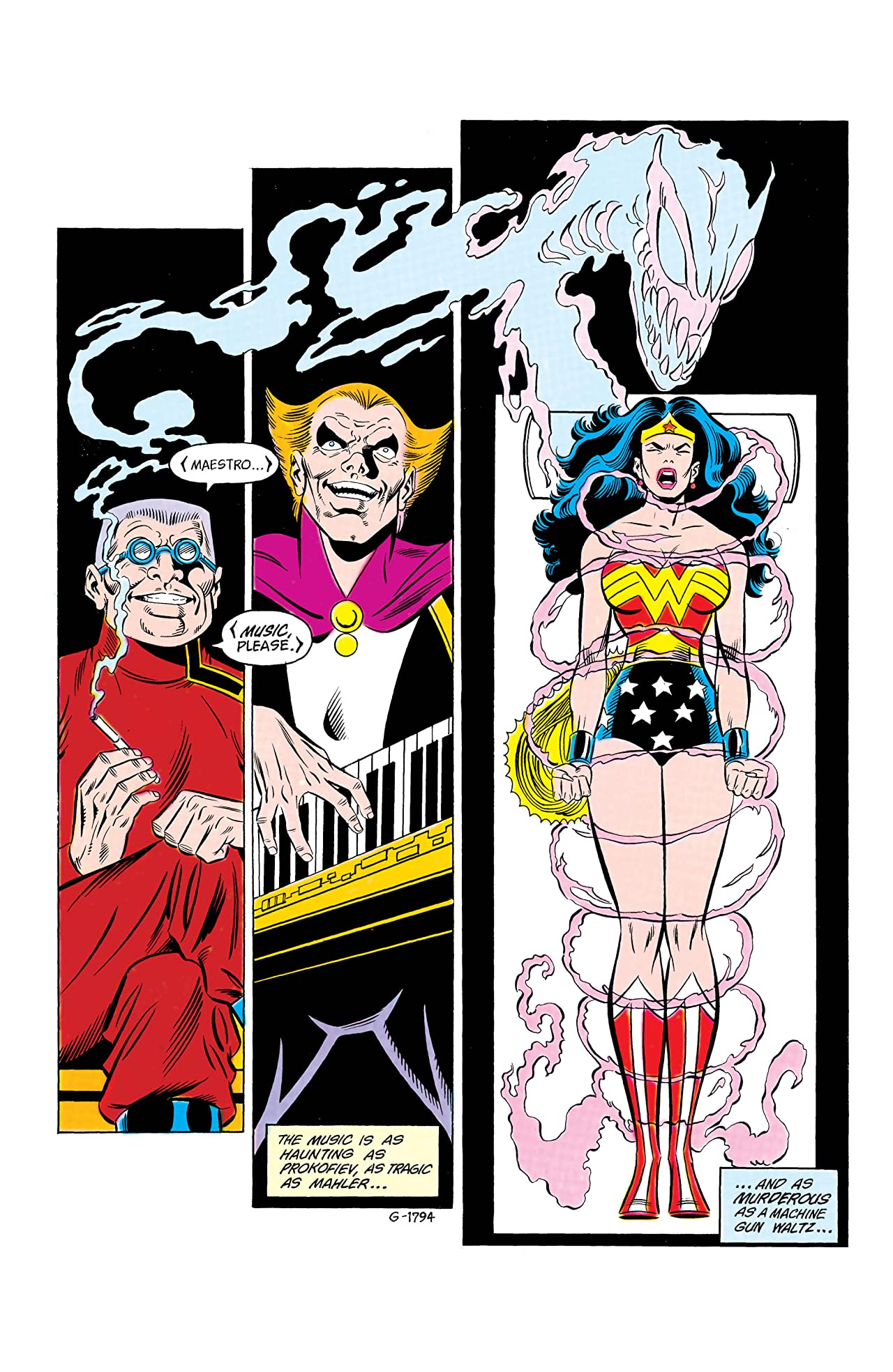 Justice League of America (1960-1987) #238