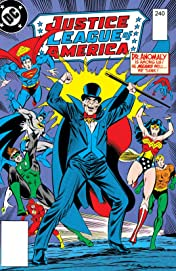 Justice League of America (1960-1987) #240
