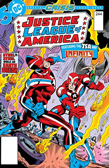 Justice League of America (1960-1987) #244
