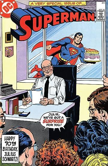 Superman (1939-2011) #411