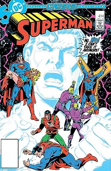 Superman (1939-2011) #414