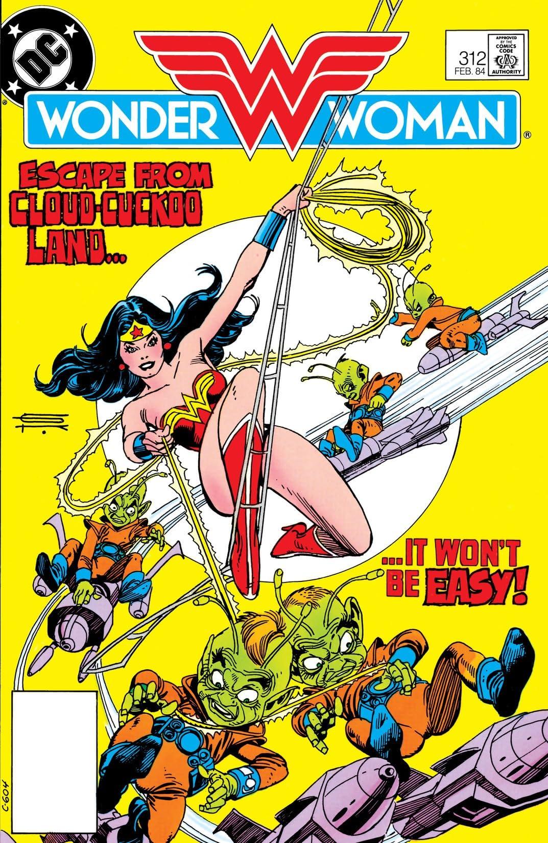 Wonder Woman (1942-1986) #312