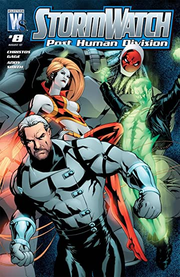 Stormwatch: PHD #8
