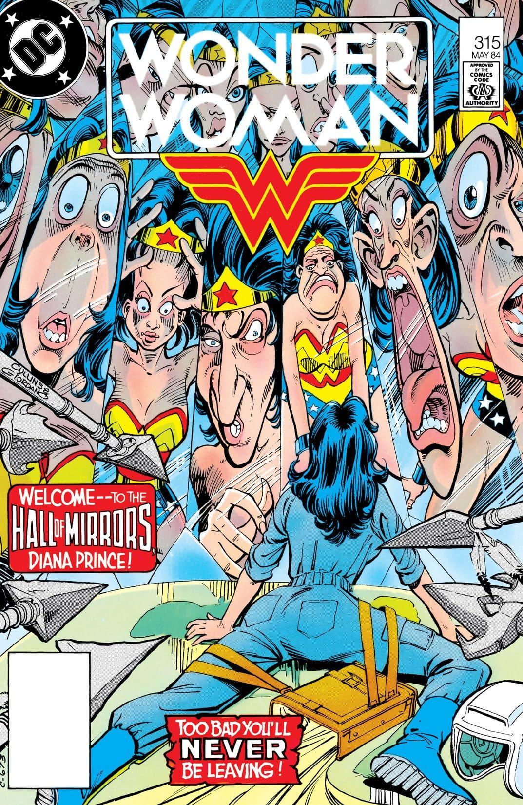 Wonder Woman (1942-1986) #315