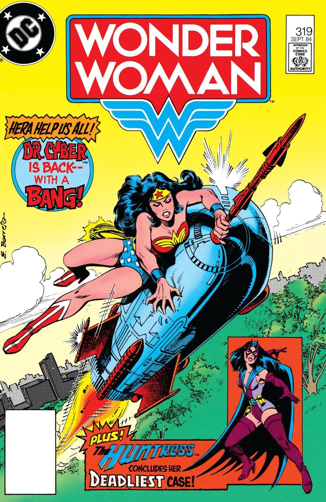 Wonder Woman (1942-1986) #319