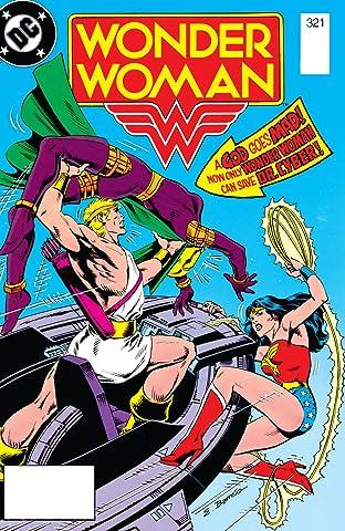 Wonder Woman (1942-1986) #321