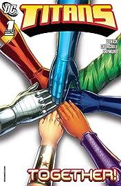 Titans (2008-2011) #1