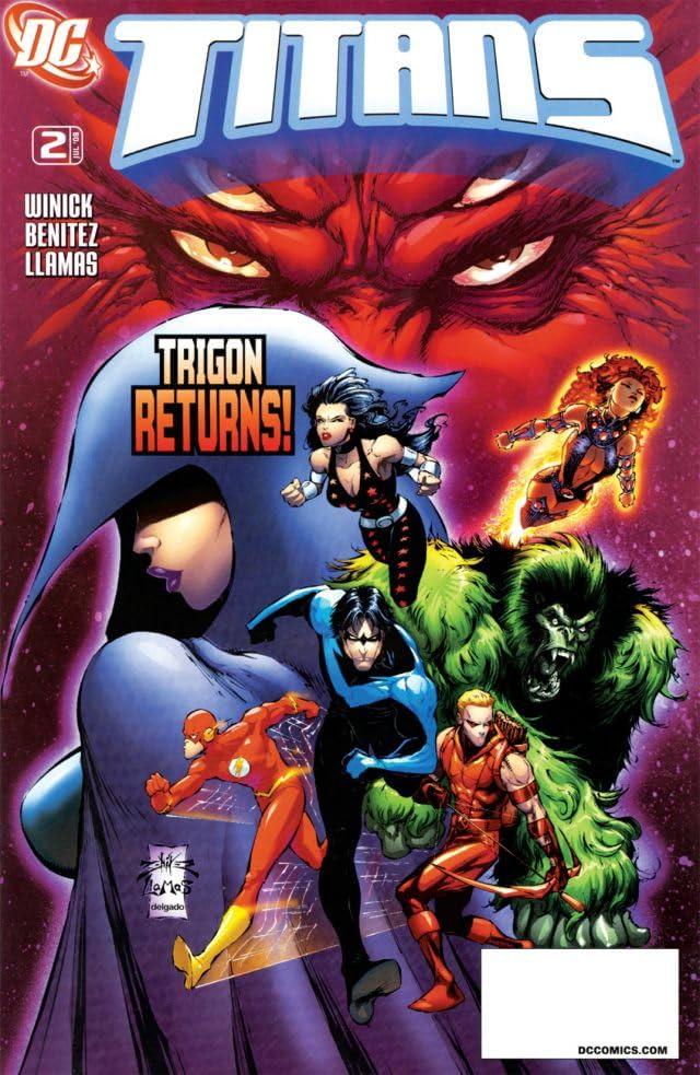 Titans (2008-2011) #2