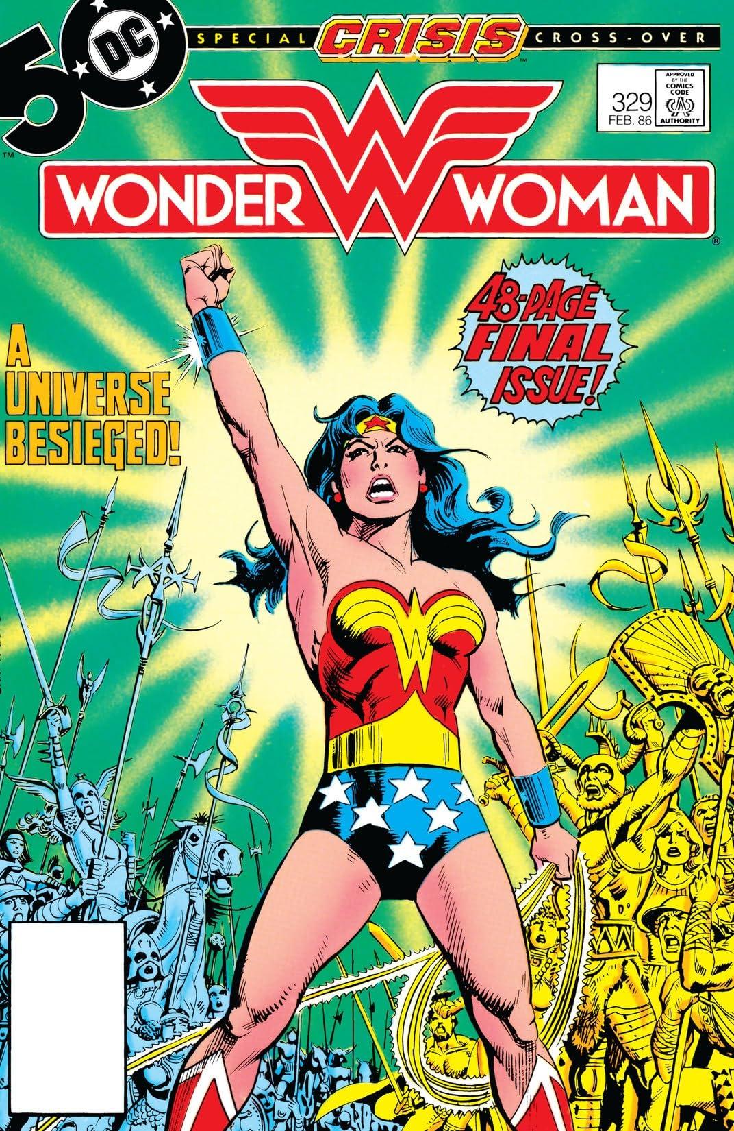 Wonder Woman (1942-1986) #329