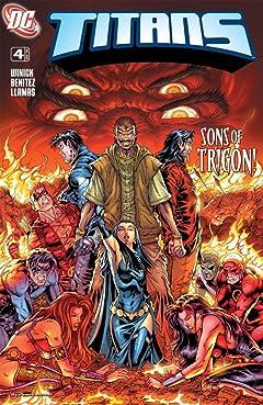 Titans (2008-2011) #4