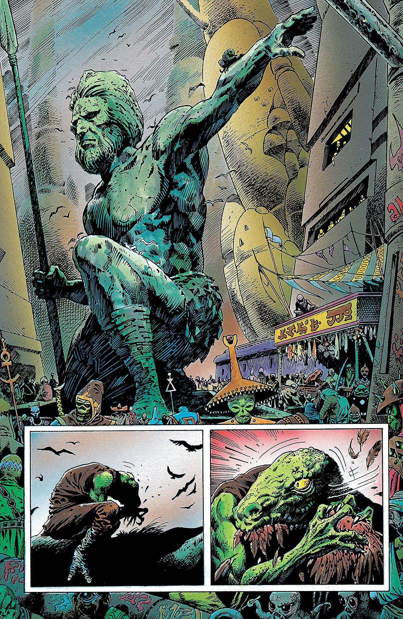 Hawkworld #1