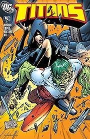 Titans (2008-2011) #5