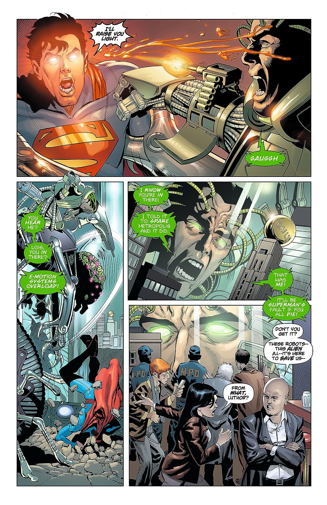 Action Comics (2011-2016) #8