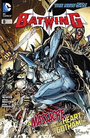 Batwing (2011-2014) No.8