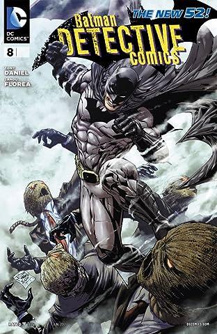 Detective Comics (2011-2016) No.8