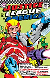 Justice League of America (1960-1987) #50
