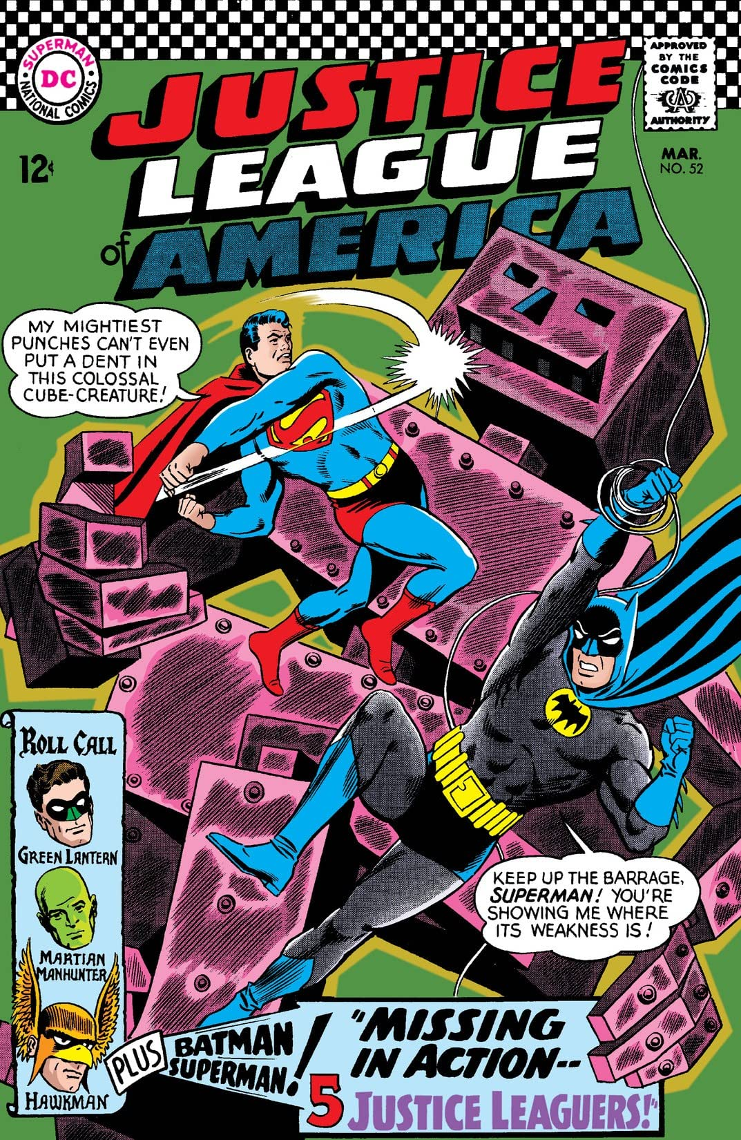 Justice League of America (1960-1987) #52