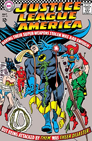 Justice League of America (1960-1987) #53