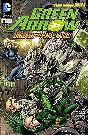 Green Arrow (2011-2016) No.8
