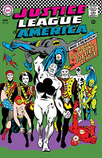 Justice League of America (1960-1987) #54