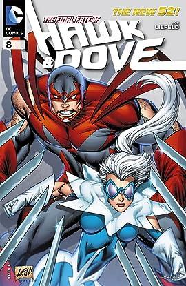 Hawk and Dove (2011-2012) #8
