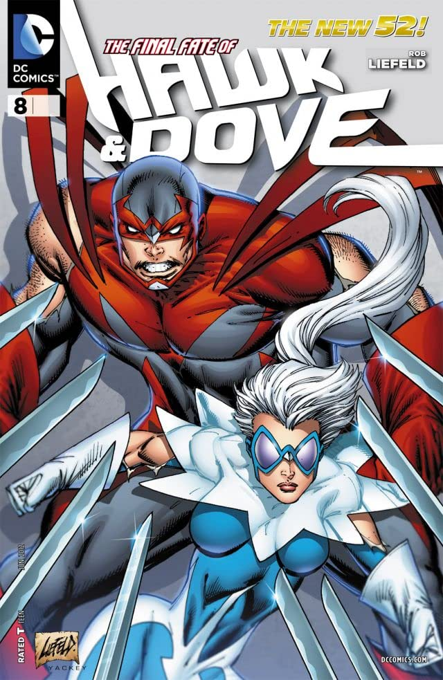 Hawk and Dove (2011-2012) #8