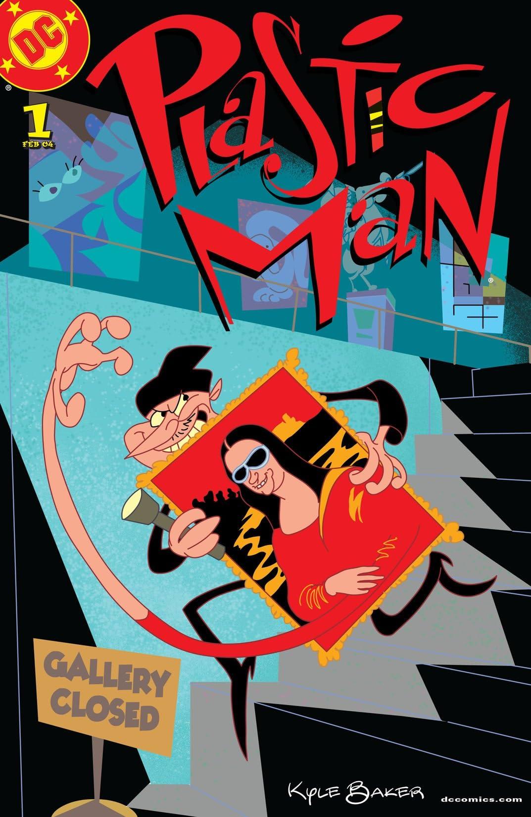 Plastic Man (2003-2006) #1
