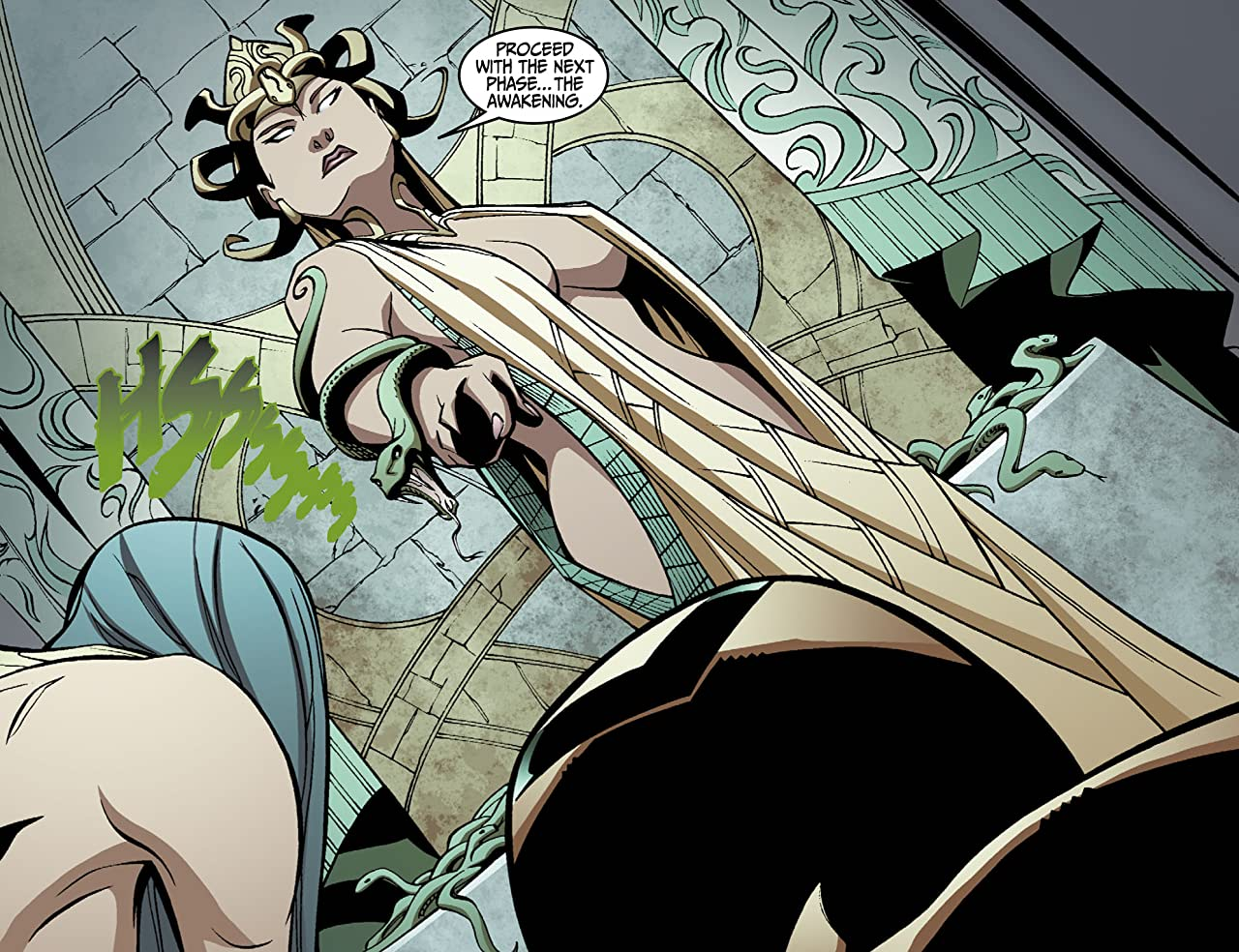 Justice League Beyond (2012-2013) #5