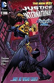 Justice League International (2011-2012) #8