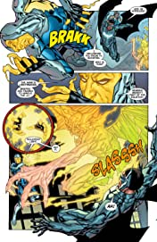 Justice League International (2011-2012) #8