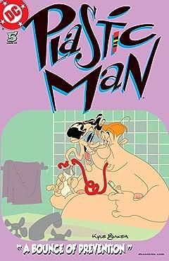 Plastic Man (2003-2006) #5