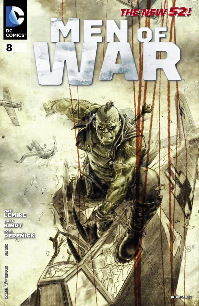 Men of War (2011-2012) #8