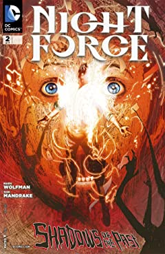 Night Force (2012) #2 (of 6)